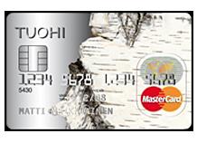 Luottokortti Nordea