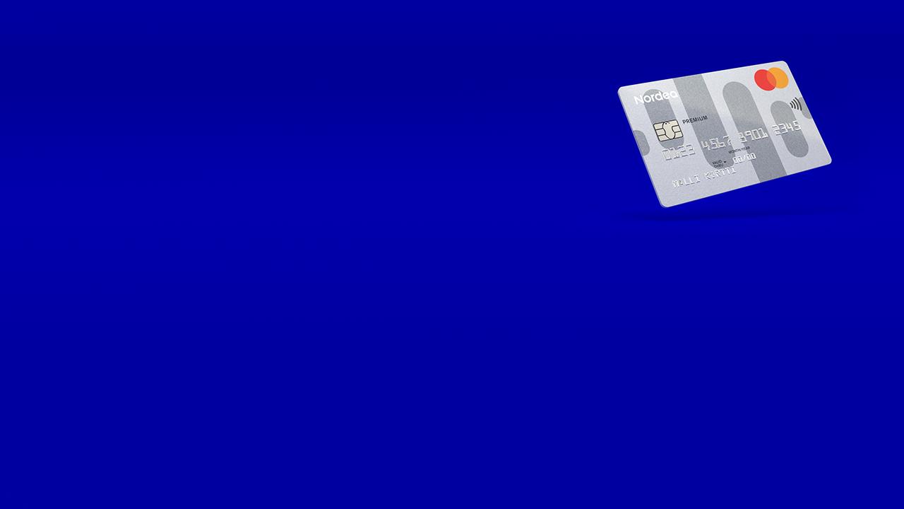 Nordea Luottokortti Opiskelija