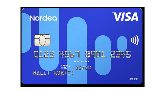 Nordea Pankkikortti