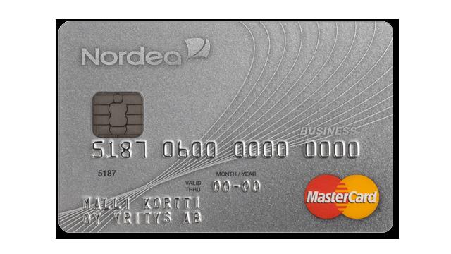 Nordea Mastercard