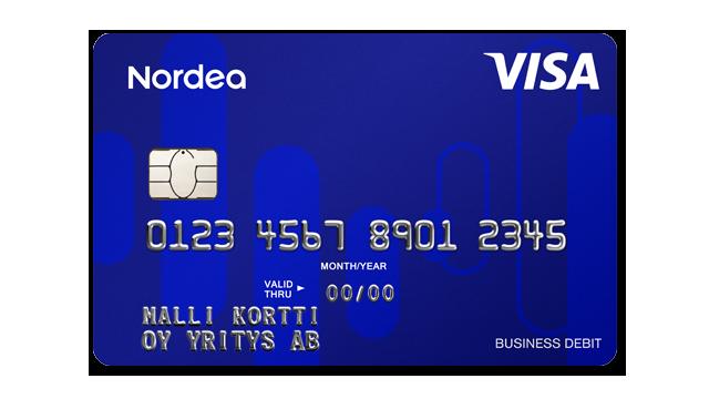 mastercard nordea