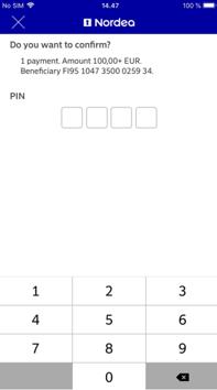 nordea netbank app