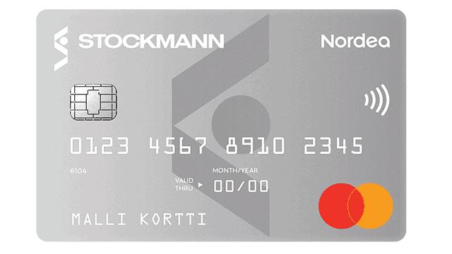 Nordea Stockmann Mastercard